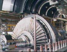 high temperature, high pressure turbines